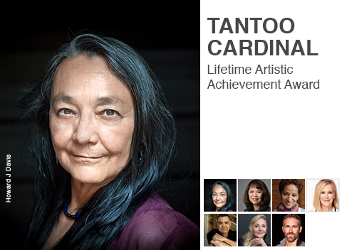 Tantoo Cardinal, 2020 Lifetime Artistic Achievement Award laureate